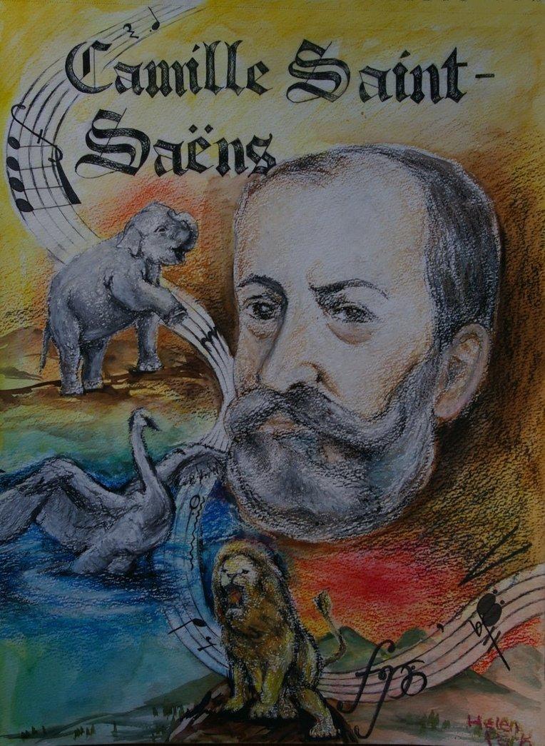 Saint-Saens - Mrs. Turner's Music Class